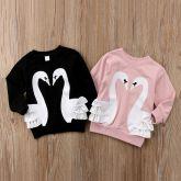 Blusa Moletom Flamingo Cód 99