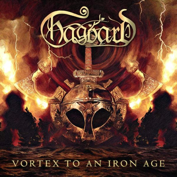 HAGBARD -  Vortex to an Iron Age - Digipack CD