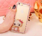 Capa I Phone 6/ 7 / 8/ X Hello Kitty Cod 16