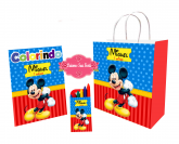 kit Sacolinha Mickey