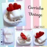 Carrinho Vintage