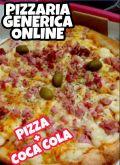 COMBO 01 PIZZA G + 01 COCA COLA 2L