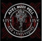 AXEL RUDI PELL - XXX ANNIVERSARY LIVE (DIGIPACK)