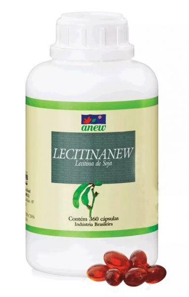 Lecitina - 360 cápsulas - 500 mg