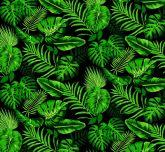 TNT Folhas Tropicais 1m