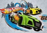 Papel Arroz Hot Wheels A4 001 1un