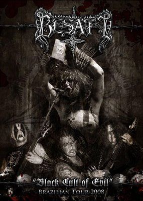 BESATT - Black cult of evil