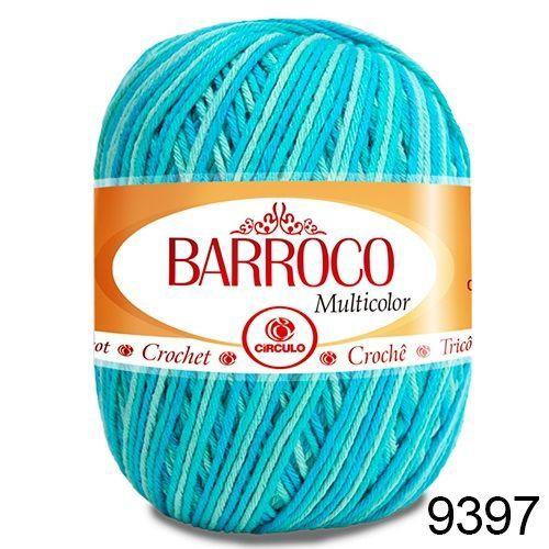 BARROCO MULTICOLOR 9397 - TIFFANY