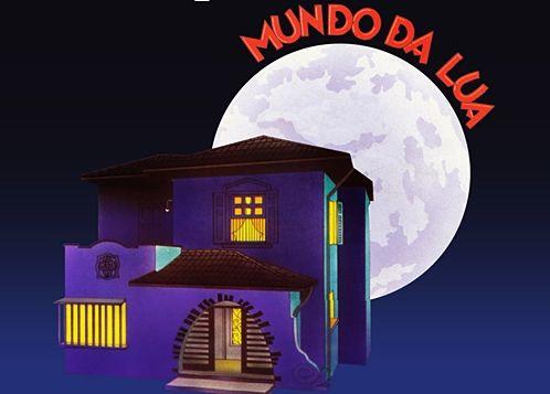DVDs Seriado Mundo Da Lua  -  Frete grátis