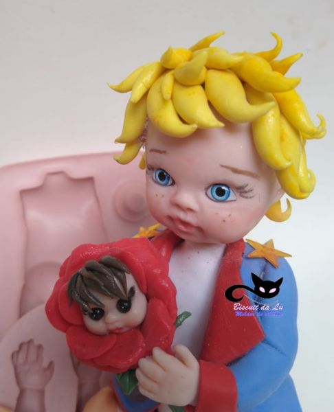 Kit COMBO boneca Chuca + 30 p olhos res. 527 tam PP