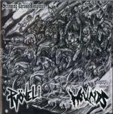Wounds & Pyöveli - Storming Thrash Vengeance