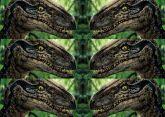 Papel Arroz Dinossauro Faixa Lateral A4 010 1un