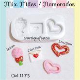 Mix Mães/ Namorados - Cód 1175