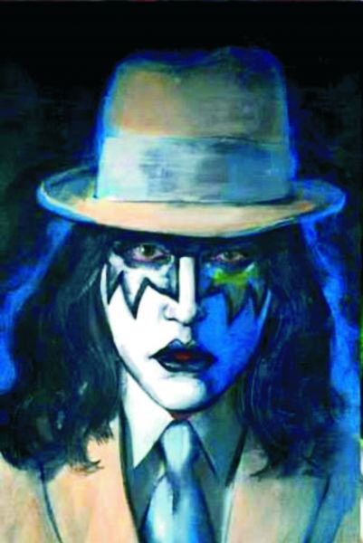 Poster - KISS - Ace Frehley