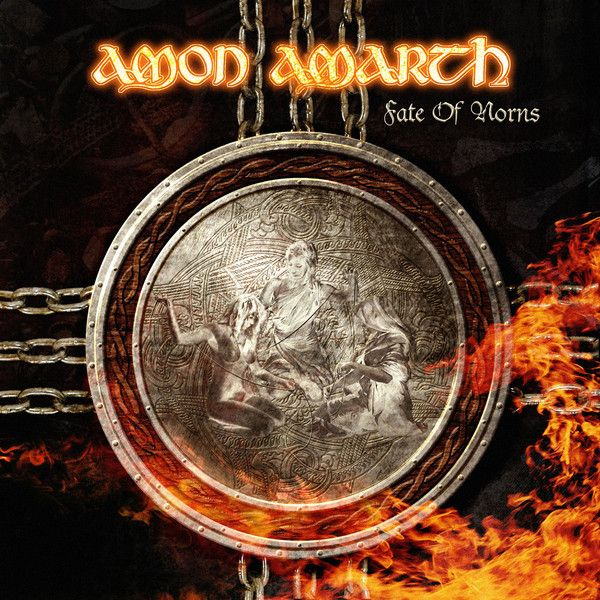 Amon Amarth – Fate Of Norns - CD