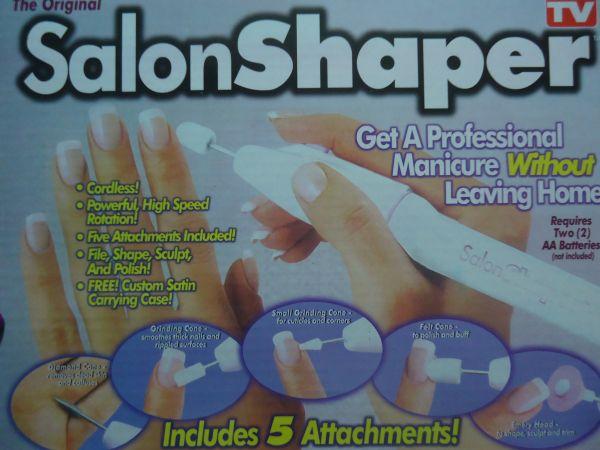Lixa Eletrica Manicure Sem Fio