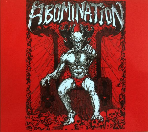 CD Abomination – Demos