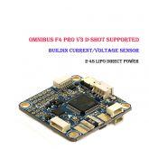 Controladora de Voo Omnibus F4 V3 c/ PDB e OSD (Suporta Lipo 2s-4S )