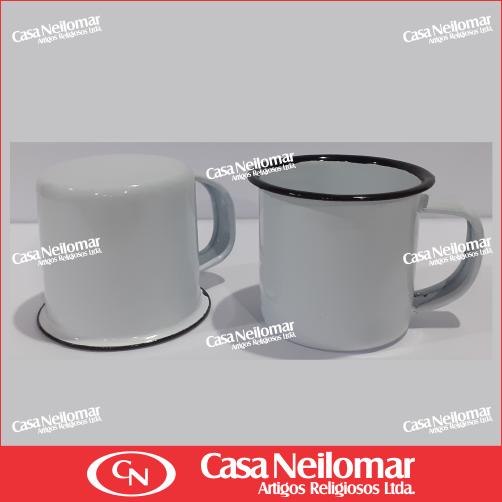 002043 - Caneca Esmaltada 05 cm