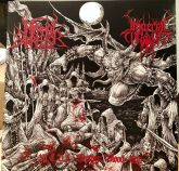 INFERNAL EXECRATOR / IMPERIAL TYRANTS - M.C.B.L. Heathen Blood Cult - LP (Gatefold, Insert)