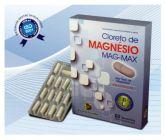 Cloreto de Magnésio MAG MAX 60 Cápsulas de 260mg