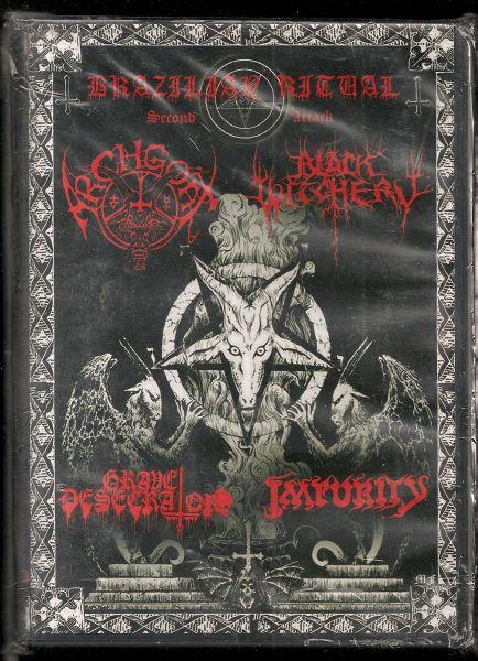 DVD - Brazilian Ritual - Second Attack