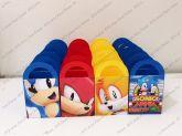 24 Sacolinhas surpresa - Sonic -