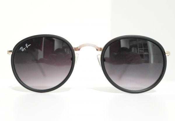 Óculos de sol feminino Ray ban round Inspired - Daf Store d47004d169