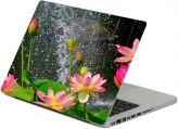 Adesivos notebook floral - Rf 507