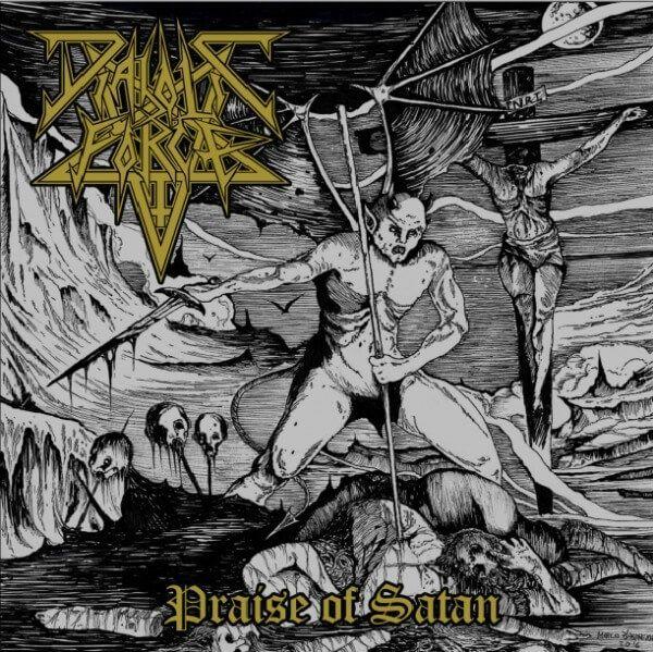 CD Diabolic Force – Praise Of Satan