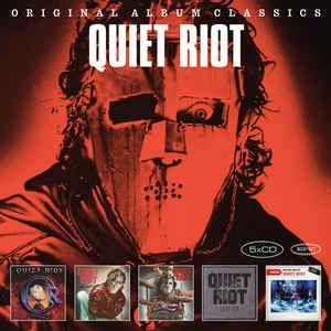 Box - Quiet Riot – Original Album Classics