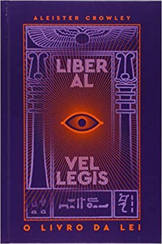 O LIVRO DA LEI – [Aleister Crowley] – Capa Dura - LIVRO