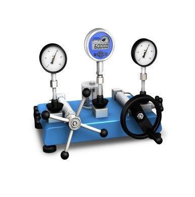 Calibração de Medidores de Pressão
