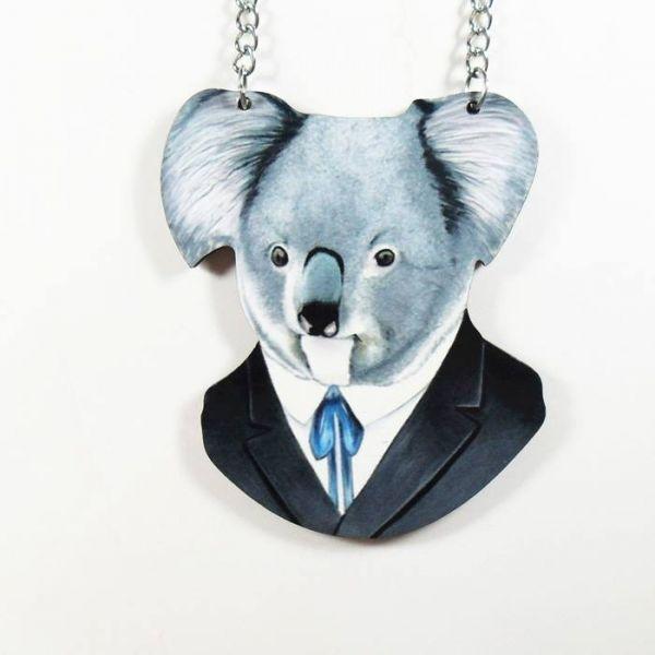 Colar Harajuku Koala