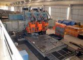 Fresadora portal CNC Usada DYE 6000 mm