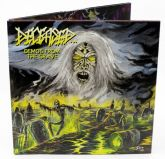 DECEASED - Demos from the Grave - LP (Triple Coloured LP)