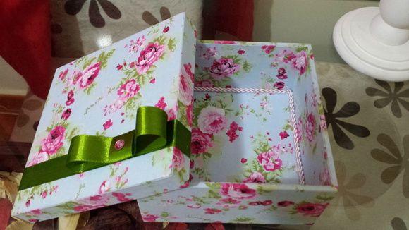 Caixa Madrinha Floral