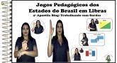 4ª APOSTILA: ESTADOS DO BRASIL EM LIBRAS