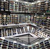 Óculos de Sol sem Marcas Modelos Diversos Masculinos e Femininos COM ESTOJO e Filtro UV400 - 50 Peça