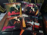 Bulldozer - The Day Of Wrath (c/Slipcase e poster)