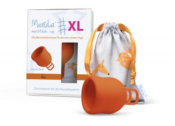 Merula XL Fox - laranja