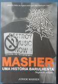 Livro - Masher - Uma História Barulhenta