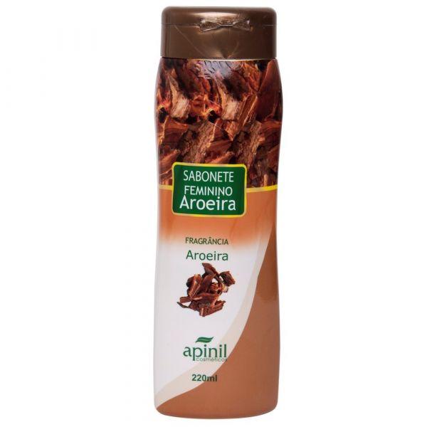 SABONETE ÍNTIMO APINIL 220ML AROEIRA