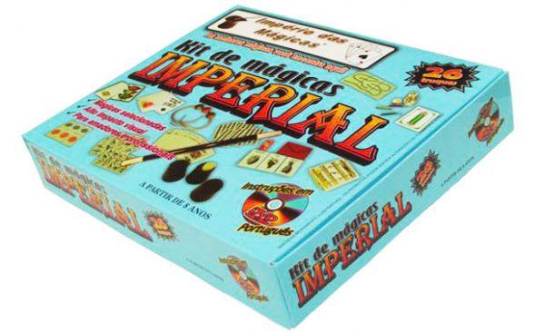 Kit de Magicas Imperial - 26 magicas   #1234