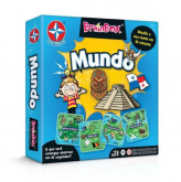 Jogo - Brainbox Mundo