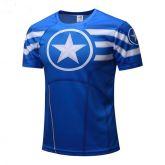 Camiseta Capitão América FF3890
