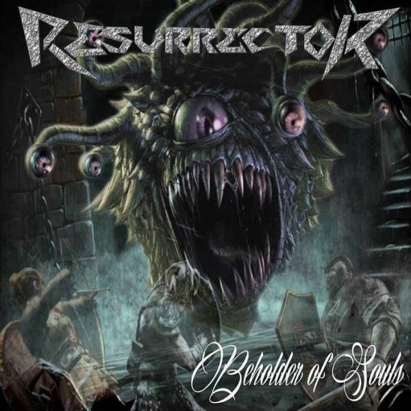CD Resurrector - Beholder Of Souls