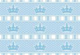 Papel Arroz Coroa Faixa Lateral A4 005 1un