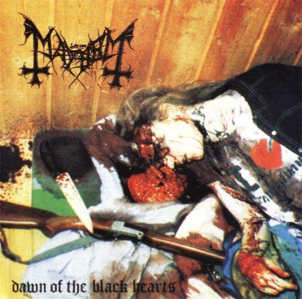 CD Mayhem – Dawn of the Black Hearts (Bootleg)