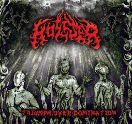 HOLDER - TRIUMPH OF DOMINATION